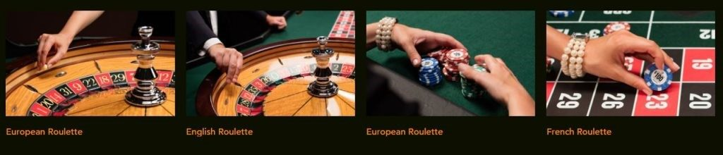 Codeta Roulette