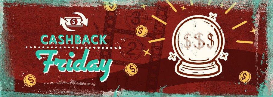 777 Casino Cashback Friday