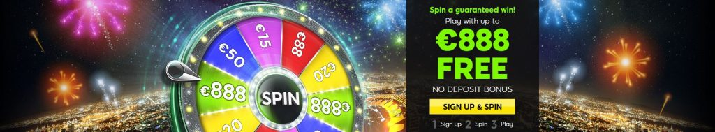 888 Casino Welcomebonus