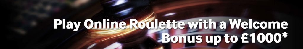 Betway Roulette Welcomebonus