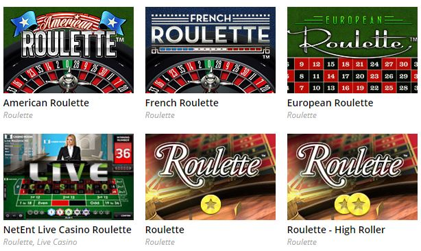 Casino Room Roulette