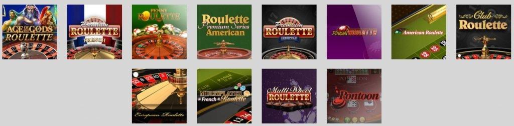 Casino.com Roulette Offer