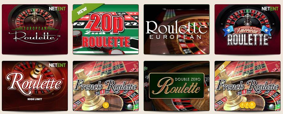 LeoVegas Roulette Offer
