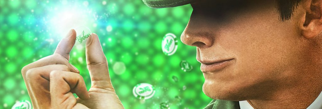 Mr Green Lucky Roulette Welcome