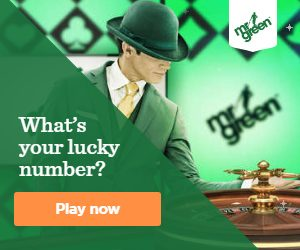 Mr Green What Lucky Number
