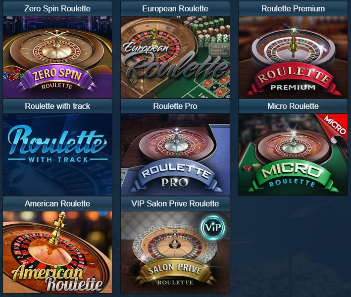 OceanBets Roulette Table Offer