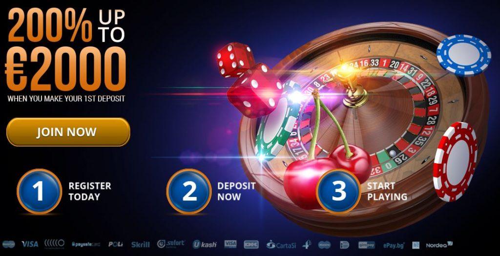 OceanBets WelcomeBonus Roulette2