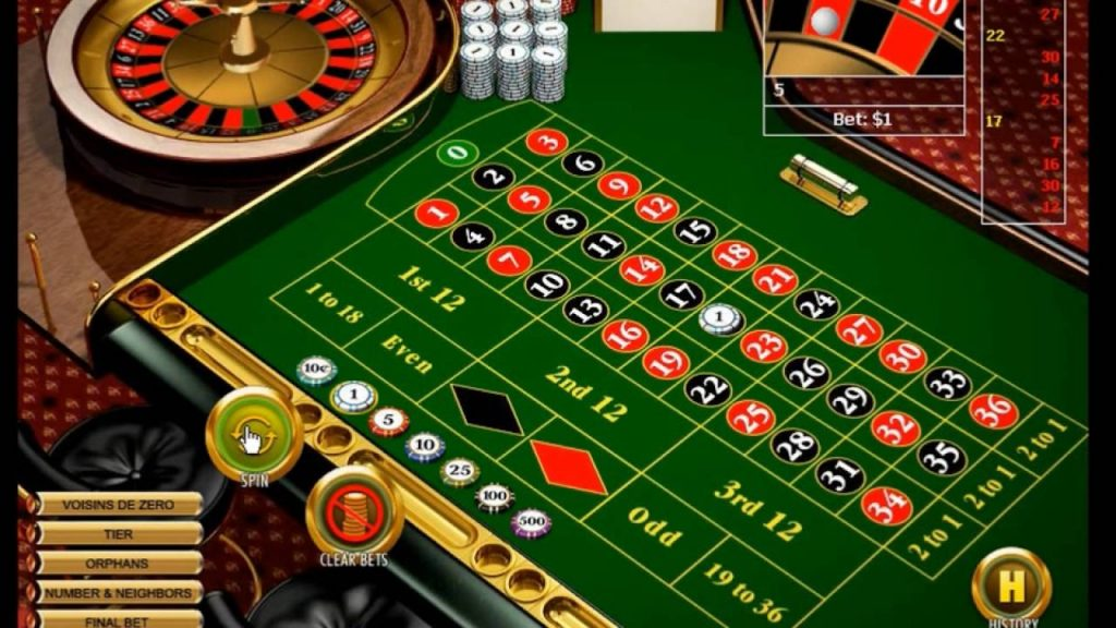 Betting on Roulette Numbers: Roulette tactics - Roulette