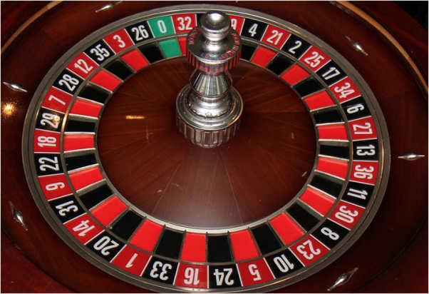 How Many Numbers On A Roulette Wheel Uk