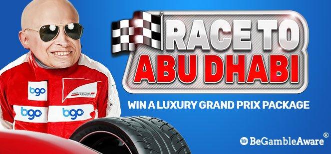Abu Dhabi BGO Promo