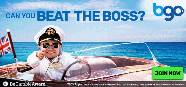 BGO Beat the Boss