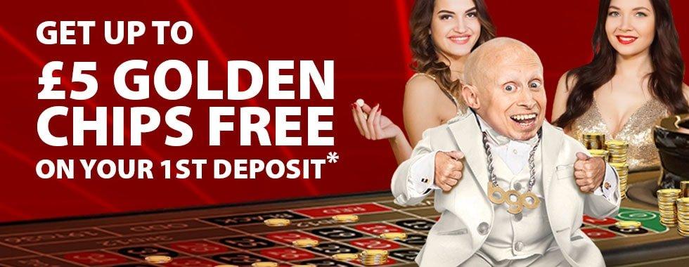BGO Welcome Bonus Golden Chips2
