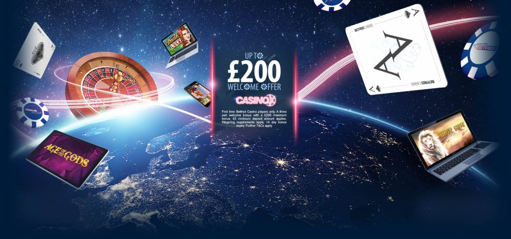 Betfred World Roulette Welcome Bonus