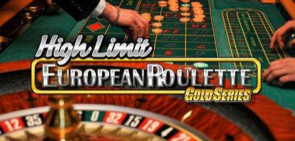 High Limit Roulette 1