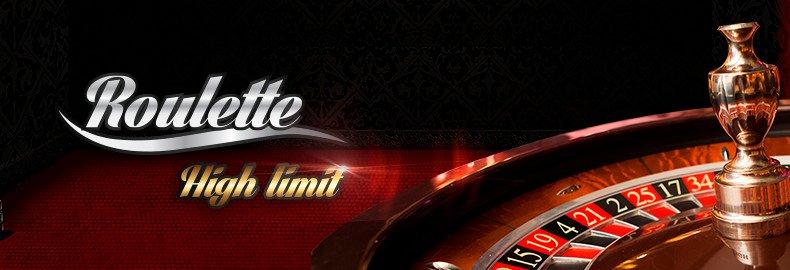 High Limit Roulette 2