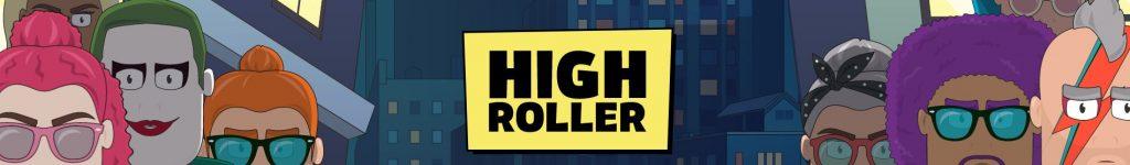High Roller casino Welcome