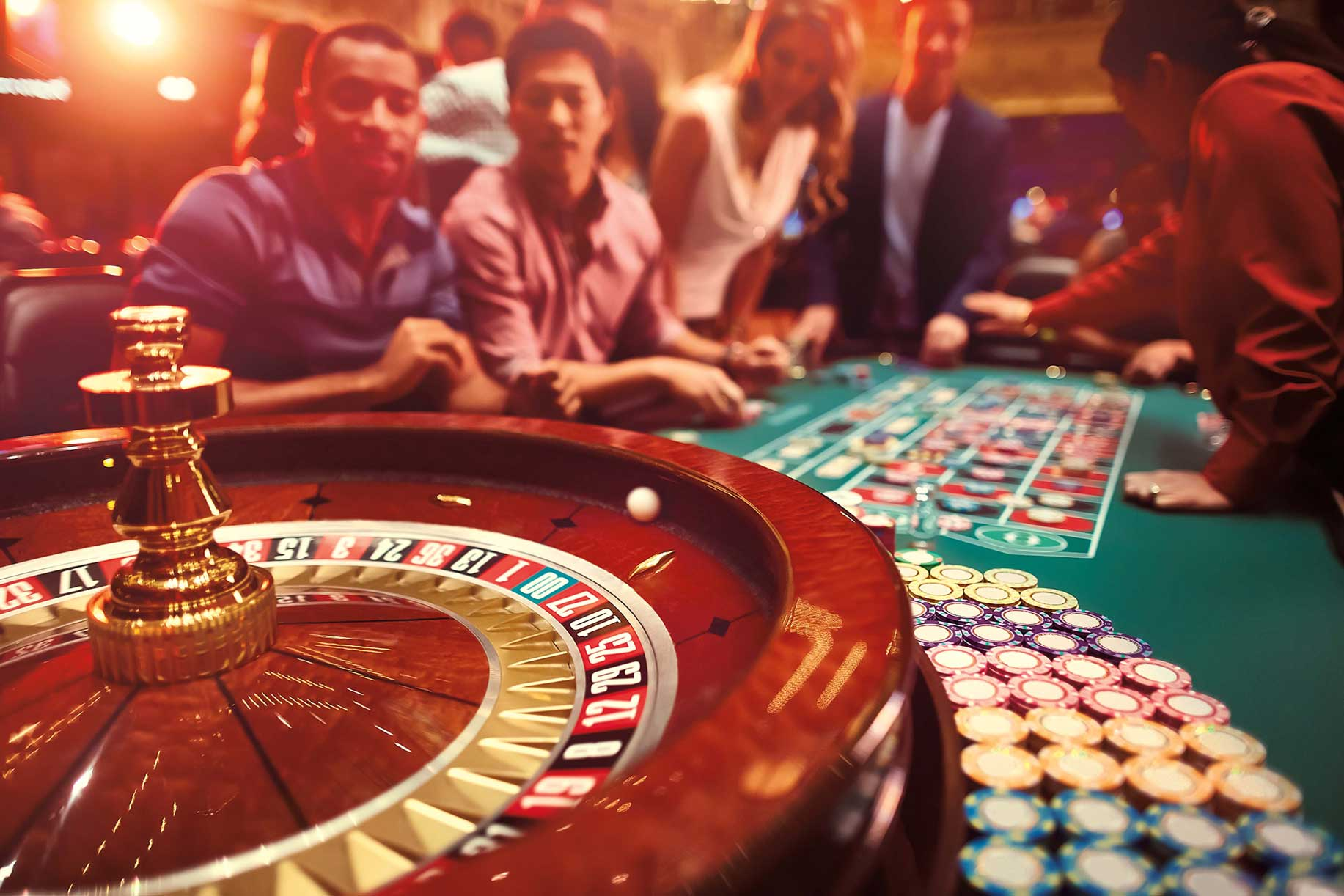 Land-Based Casino Online Featured