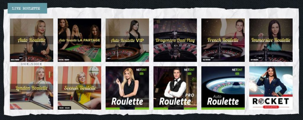 SuperLenny Roulette Live Roulette