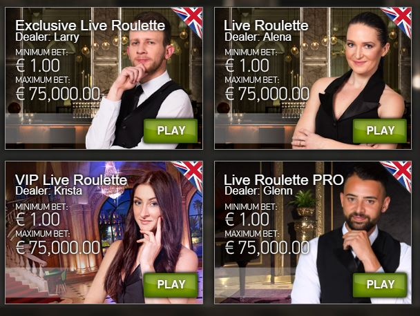 Play online roulette at thrills casino 4