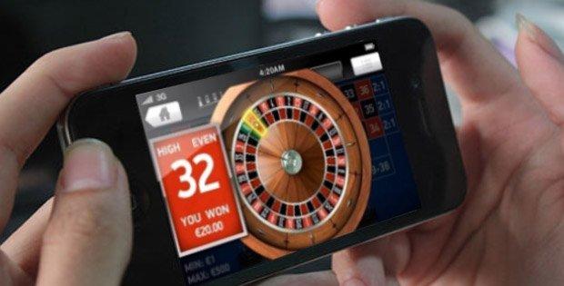 Mobile Roulette Smartphone