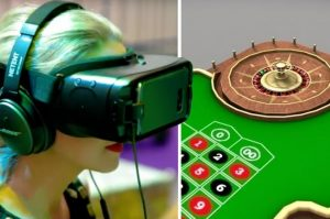 Mobile Roulette VR Roulette
