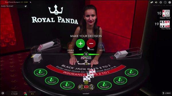 UK Roulette Player wins over 111K at Royal Panda 4