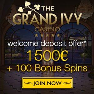 Get 1500 bonus at GrandIvy