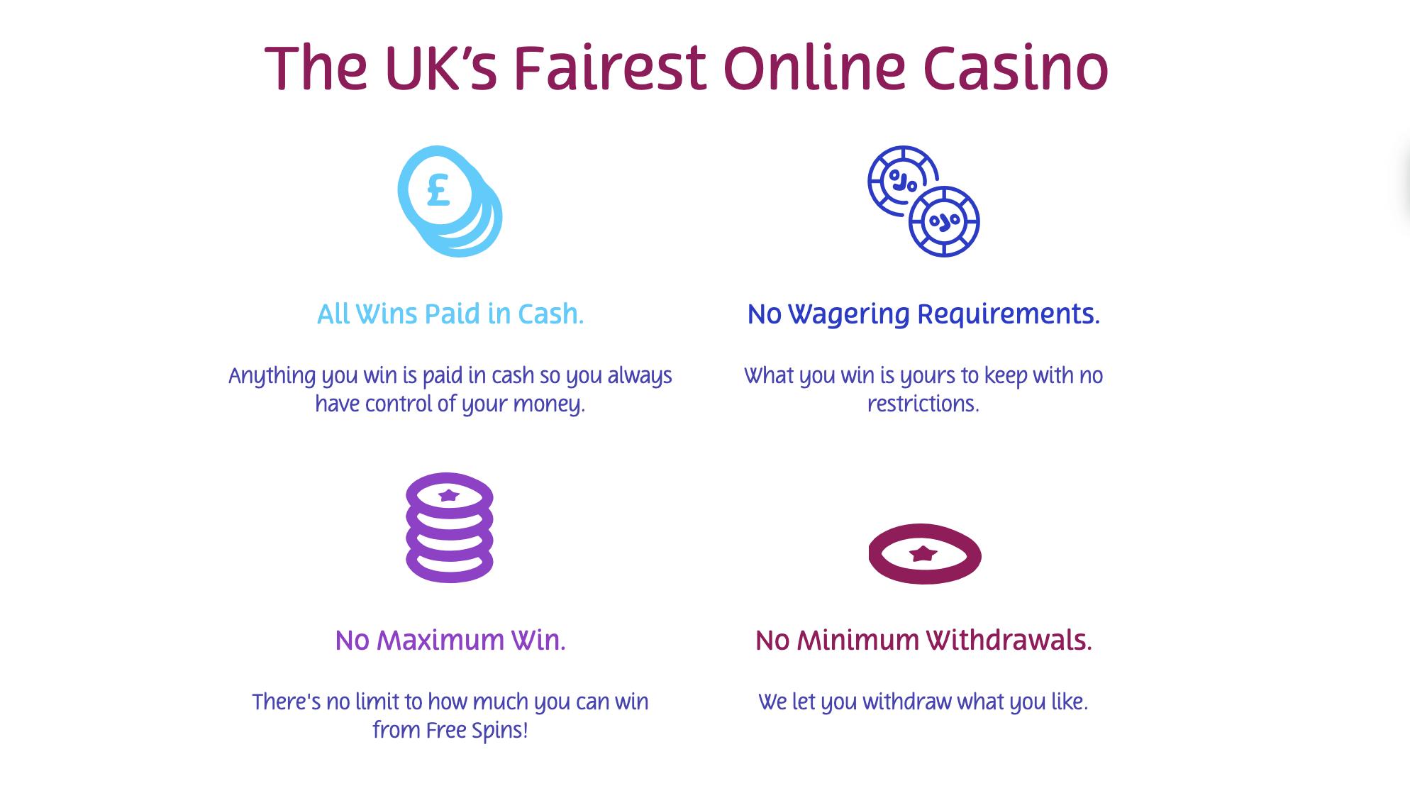 playojo the fairest casino